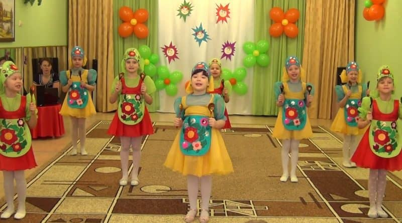 Бабушка, испеки оладушки — песня на масленицу для детей